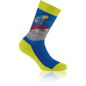 Rohner Globi Trekking Socks Kids, limette